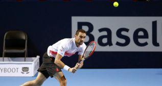 Cilic será el rival de Nadal en los cuartos de final de Basilea