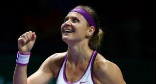 La victoria de Safarova clasifica a Kvitova para las semifinales