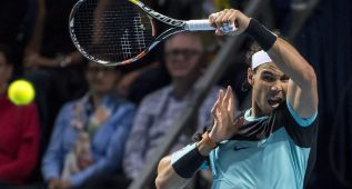 Nadal llega a semifinales tras otra remontada ante Cilic