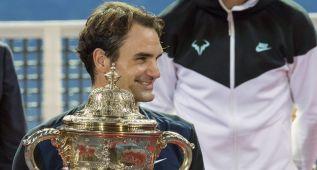 """Federer: """"Tener a Nadal en este torneo es especial para todos"""""""