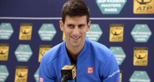 Djokovic es el rival a batir en Masters 1.000 parisino