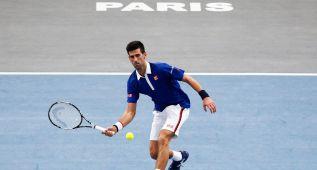 Djokovic arranca con victoria en París ante Thomaz Bellucci