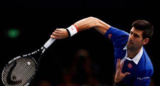 Djokovic frena a Wawrinka y jugará su 14ª final seguida