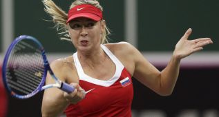Kvitova y Sharapova mantienen empatada la final de la Fed Cup