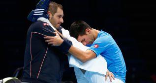 Maestros en acción: Djokovic y Federer en el día inaugural
