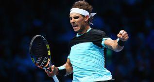 Nadal arrolla a Wawrinka y se venga así de la derrota en París