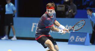 Wawrinka apea a Ferrer y hace semifinalista a Rafa Nadal
