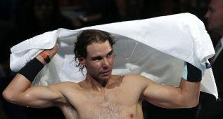 """Rafa Nadal: """"Djokovic es casi invencible y mejor que yo"""""""