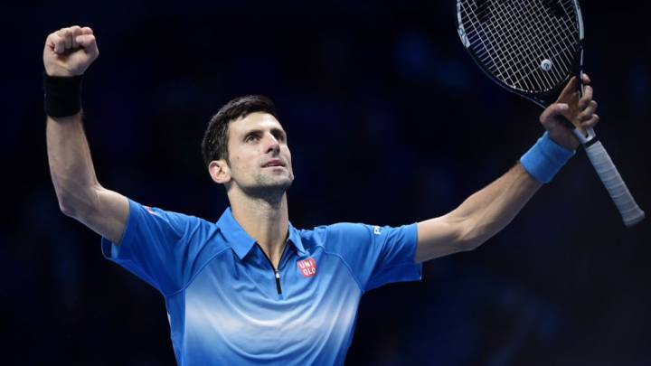 Novak Djokovic: \