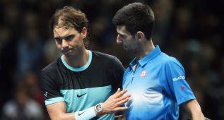 Djokovic y Nadal empezarán la temporada de 2016 en Doha