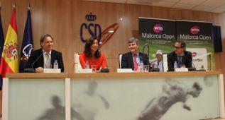 Muguruza, en el Mallorca Open y con sesión nocturna