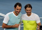 Doble triunfo de Nadal sobre Federer en la 'pachanga' IPTL