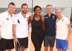 Serena jugará Australia e irá a por el récord de Steffi Graf