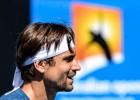 Ferrer, de su nueva raqueta: