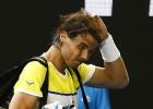 "Rafa Nadal: ""Es una derrota dolorosa, no me lo esperaba"""