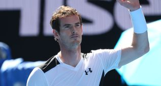 Andy Murray, en tercera ronda