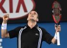 Bautista tumba a un campeón del Grand Slam, Marin Cilic
