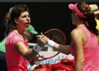Radwanska fue demasiado y Carla Suárez cae eliminada