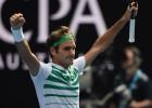 Roger Federer, el semifinalista más veterano en 37 años