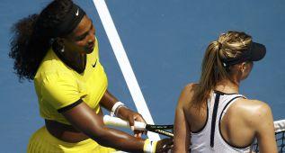 Sharapova ingresa 72 millones de dólares más que Serena