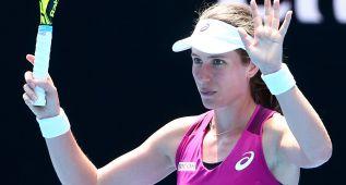 La 'gijonesa' Johanna Konta jugará la semifinal ante Kerber
