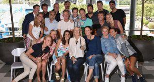 """Apuestas: Navratilova habla de """"hipocresía"""" y """"camelos"""""""