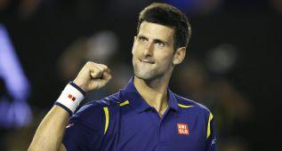 """Djokovic: """"Federer y Nadal me han hecho mejor jugador"""""""