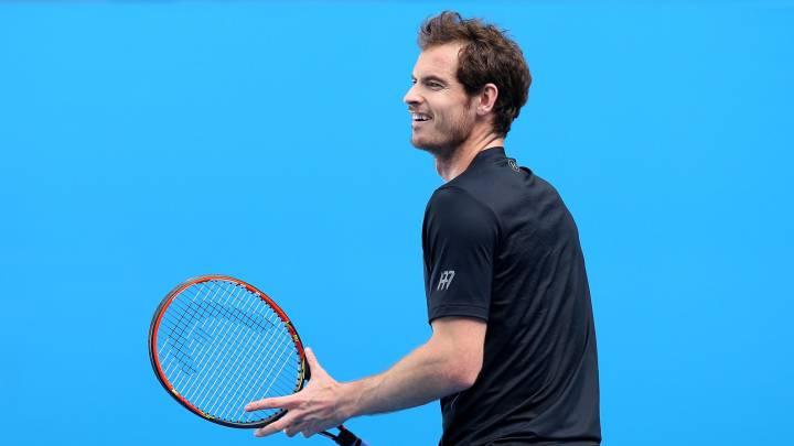 Andy Murray, cuarta final en Melbourne ante Djokovic