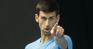 """Novak Djokovic: """"Tengo la posibilidad de hacer historia"""""""