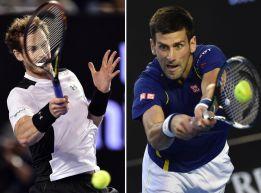 Djokovic ante Murray...para igualar a Emerson, Laver y Borg