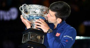 Djokovic acaba con Murray e iguala a Emerson, Laver y Borg
