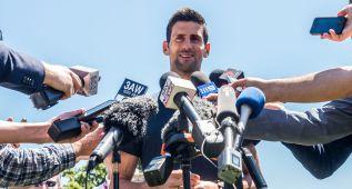 """Djokovic, sobre Nadal: """"Sigue siendo el rey de la tierra batida"""""""