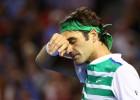 Roger Federer ha sido operado con éxito de una rodilla