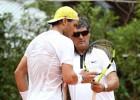 """Rafa Nadal: """"No quería estar mucho tiempo sin competir"""""""