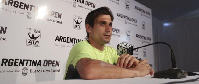 """Ferrer: """"Que Nadal juegue aquí es bueno para el tenis"""""""