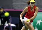 Ránking WTA: Muguruza y Suárez mantienen el 'Top 10'