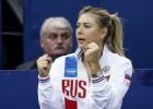 Sharapova no participará en el abierto de Doha por lesión