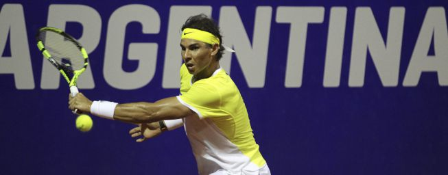 Nadal vence a Mónaco y supera el primer examen del torneo