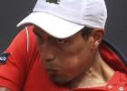 Tsonga cae eliminado en Río ante el brasileño Monteiro