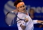 Ferrer comienza sin problemas la defensa del título