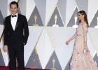 Federer ya pisa la pista... y la alfombra roja de los Oscar