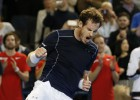 Djokovic y Murray sufren para ganar a Nishikori y Kukushkin