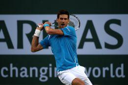 Djokovic avanza con más problemas de los esperados