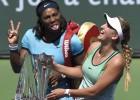 Azarenka sorprende y atropella a Serena Williams en la final