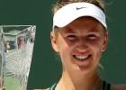 Azarenka conquista su tercer título en Miami ante Kuznetsova