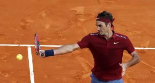 Roberto Bautista no fue un obstáculo para Roger Federer