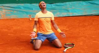Nadal pone fin a su tortura: KO a Monfils y noveno título