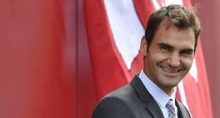 Roger Federer confirma su participación en la Caja Mágica