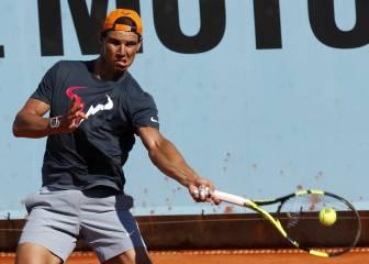 Nadal evita a Djokovic y podría tener a Federer en cuartos