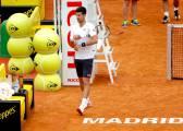 """Djokovic: """"Nadal es sin duda mi gran rival en este torneo"""""""